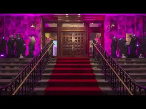 Hollywood Bat Mitzvah Time Lapse at Trump National