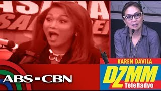 DZMM TeleRadyo: 'KaladKaren' left shocked with Boy Abunda offer