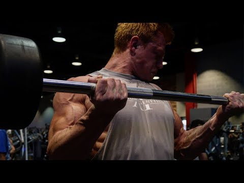 Low Volume | High Frequency Training | The Key to Natural Bodybuilding