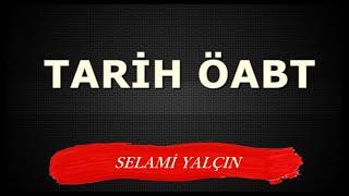 82. XVIII. Yüzyılda Osmanlı Devleti (Değişim ve Diplomasi) I - ÖABT TARİH - Selami Yalçın