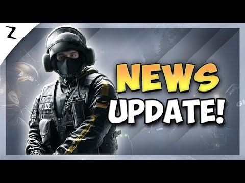 Big News Updates! - Rainbow Six Siege