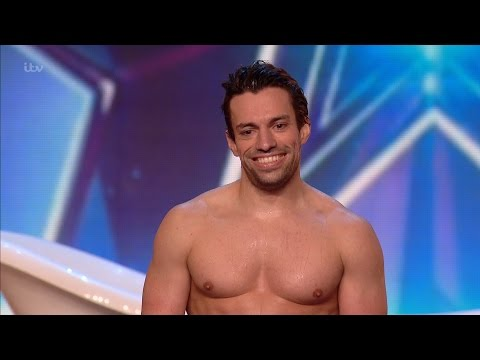 Charlie Placais - Britain's Got Talent 2016 Audition week 7