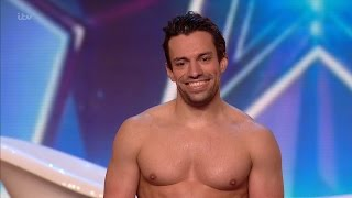 Charlie Placais - Britain's Got Talent 2016 Audition week 7