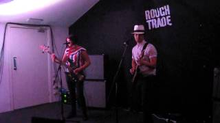 Paul Smith and the Intimations NEW TRACK 'Break Me Down' live @ Rough Trade Nottingham 27/08/15