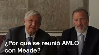 AMLO califica a Meade como una persona honorable - En Punto con Denise Maerker