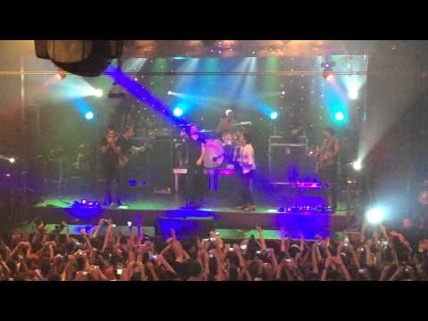 The Unwinding Cable Car - Anberlin @ The Final Tour @ Carioca Club 31.08.2014 - Sao Paulo