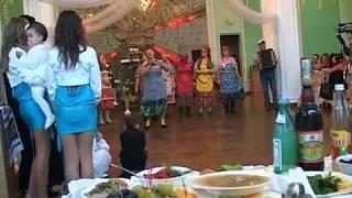 Весілля. Гурт'Баби' в Проліску