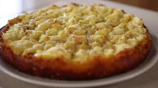 SBRICIOLATA DI PATATE E SALSICCIA Ricetta Facile - Mashed Potato Cake Easy Recipe