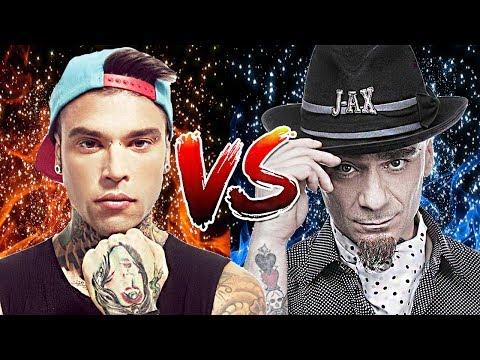 Fedez VS J-Ax - Battaglia Nonsense Rap Epica (senza pagare) [dissing di T-Pain]