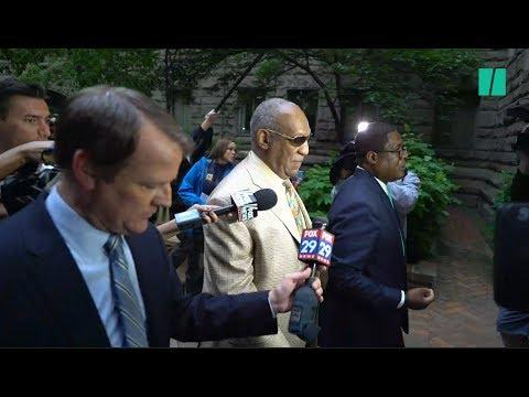 Mistrial In Bill Cosby Case
