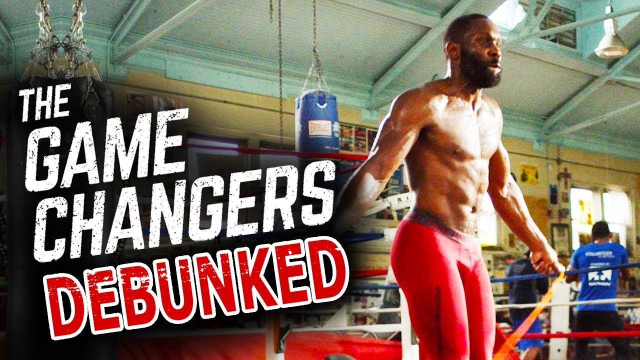 Download DEBUNKED: 6 Criticisms Of 'The Game Changers' Documentary