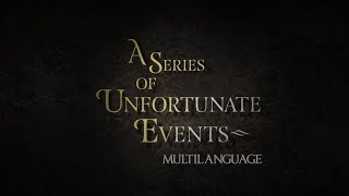 a series of unfortunate events theme song multilanguage