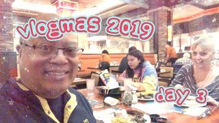 Gambar cover VLOGMAS 2019 DAY 3 -- NOTHING LIKE THRIFTING AND FAMILY BUFFETS