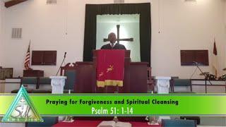 Small Memorial AME Zion Church S1 E21