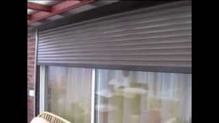 Electric Security Shutter For Sale