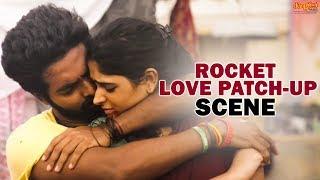 Rocket Love Patch-up Scene   Love BGM   Kuppathu Raja   G.V. Prakash Kumar   R. Parthiban