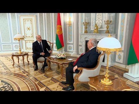 Лукашенко: белорусский и армянский народы были и останутся близкими
