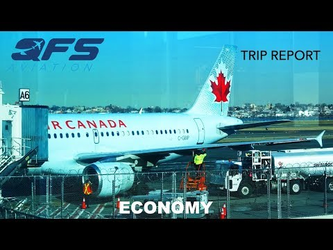 TRIP REPORT | Air Canada - A319 - New York (LGA) to Toronto (YYZ) | Economy