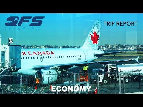 TRIP REPORT | Air Canada - A319 - New York (LGA) to Toronto (YYZ) | Economy