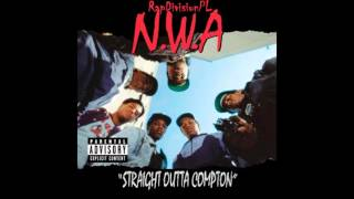 N.W.A - Straight Outta Compton (napisy PL)