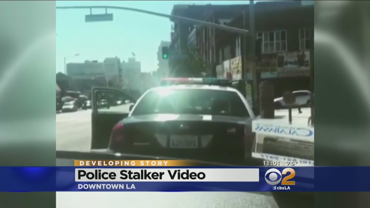 Download Arrest Warrant Issued For Armed Suspect Who Stalked LAPD Officer In Viral Video