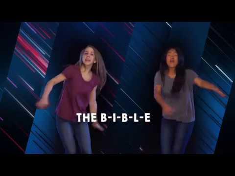I Love My BIBLE Lyric & Dance Video