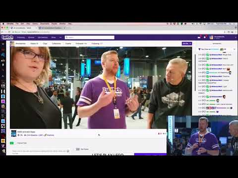 AWS re:Invent Launchpad 2017 - Twitch Developer Chat: Extensions Demo