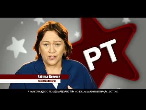 Depoimento da deputada Fátima para Tom e Marcelo - Acari