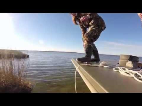 Jones Island Duck Hunting