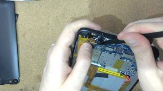 Замена тачскрина (сенсора) на Oysters t84eri