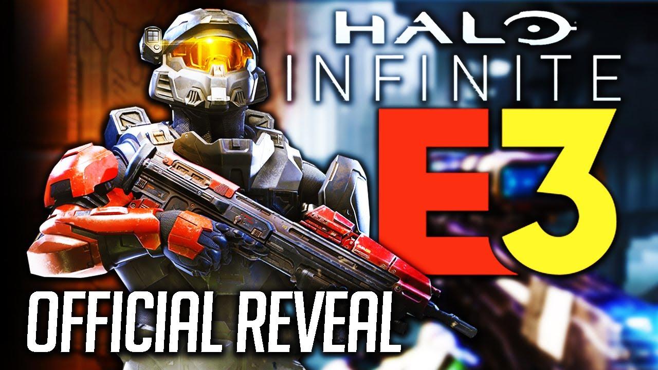 Halo Infinite E3 2021 Gameplay Reveal - Xbox & Bethesda Games Showcase #E32021 Halo Infinite New