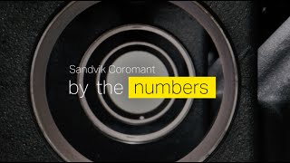 Sandvik Coromant by the numbers