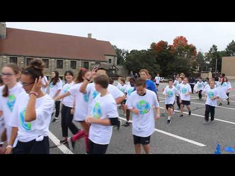 Saint Bridget School Fun Run -- October 3 2018