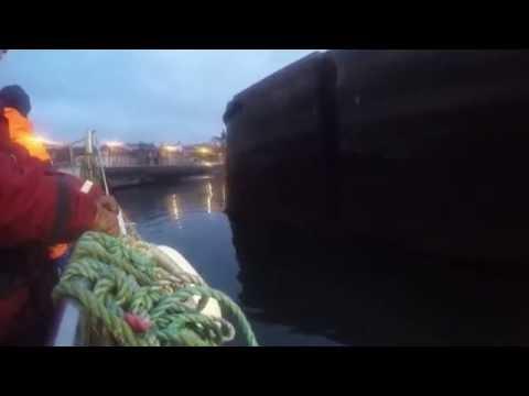 Seacat Crew Transfer Macduff