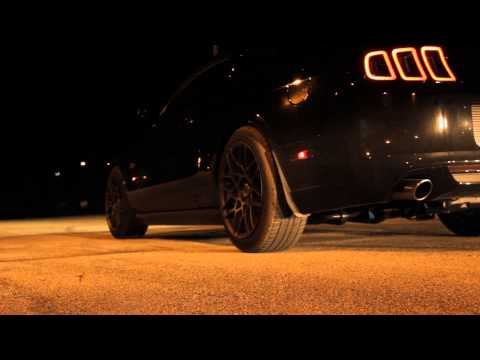 Late Knight Drive | Highlights with Crew (2013 Mustang GT 5.0)