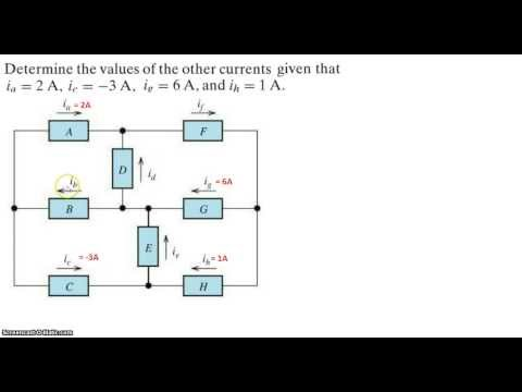 Example 2: Kirchhoff's Current Law (KCL)