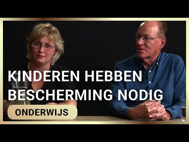 Kinderen hebben bescherming nodig - Martina Groenveld, Deborah Veldwijk en Geert-Jan Balvert