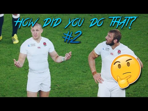Rugby 'How Did You Do That' Moments #2