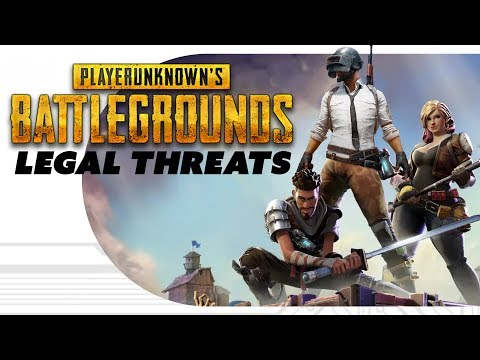 Battlegrounds THREATS Over Copycat - The Know Game News