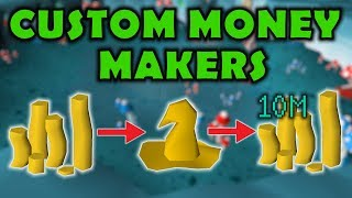 [OSRS] Custom Money Making Guide NO REQUIREMENTS | Old School Runescape