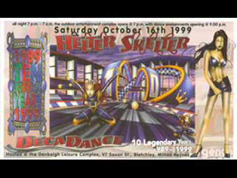 Jumping Jack Frost & Andy C Helter Skelter Decadance 1999
