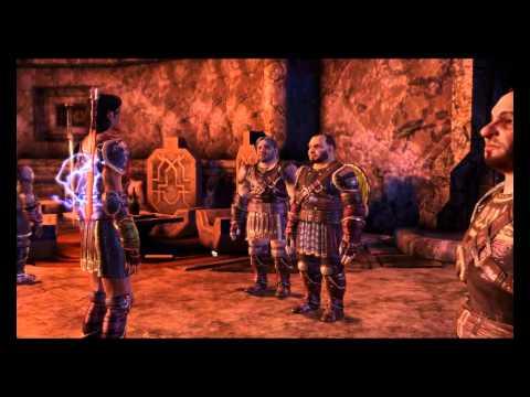 Dragon Age: Origins Часть 38 Орзаммар. Убежище Хартии