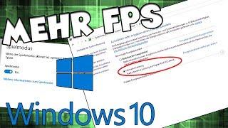 Windows 10 Schneller machen + neue Leistungssteigerung Funktion!