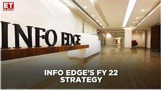 Info Edge: FY22 Growth Strategy | Chintan Thakkar, Info Edge | The Market