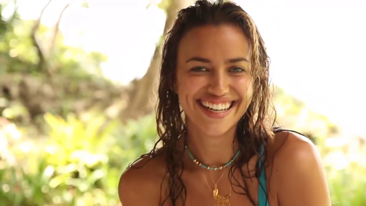 b74e8ed62b7 Irina Shayk Almost Loses Her Bikini Bottoms During Her Beach Shoot | Sports  Illustrated Swimsuit