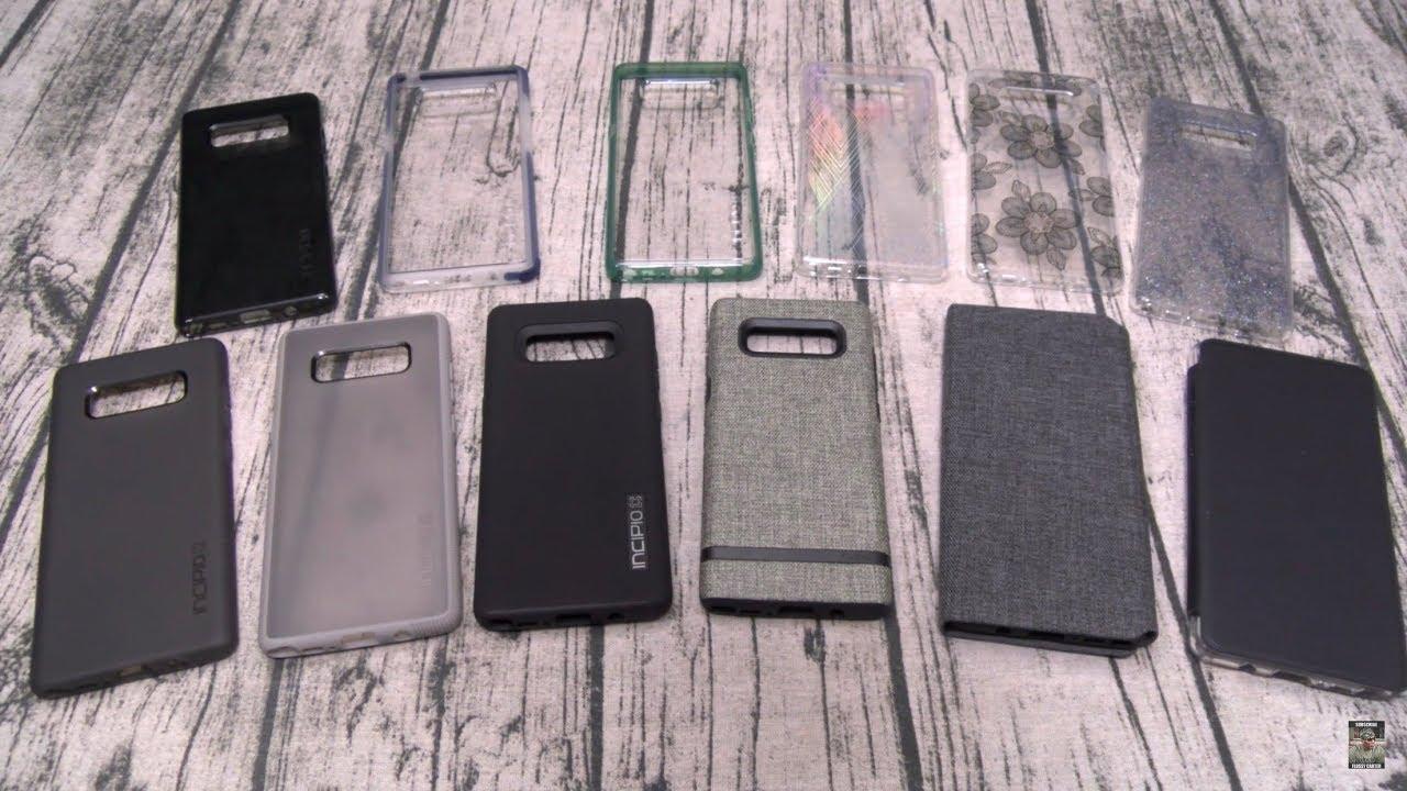 wholesale dealer dc158 41911 Samsung Galaxy Note 8 Incipio Case Lineup