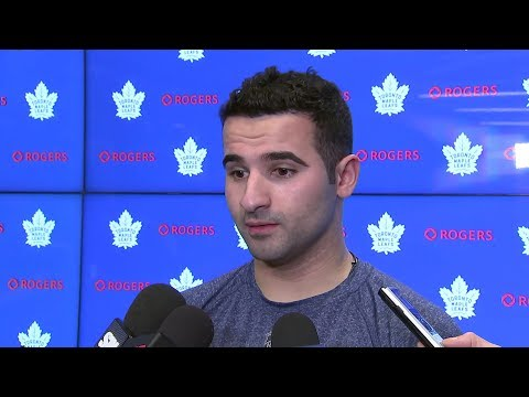 Maple Leafs Post-Game: Nazem Kadri - January 4, 2018