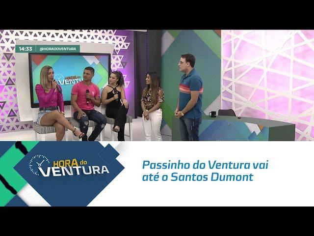 Passinho do Ventura vai até o bairro do Santos Dumont - Bloco 02