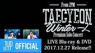 TAECYEON (From 2PM) Premium Solo Concert