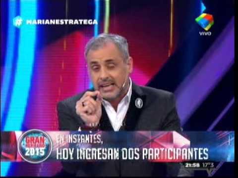 """""""Gran Hermano 2015"""": Marian logró enloquecer a Nicolás"""